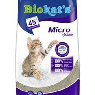 Podestýlka Biokat's Micro Classic 7L