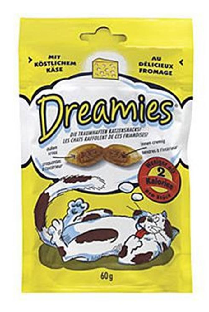 Mars Dreamies mačka pochúťka syrová 60g