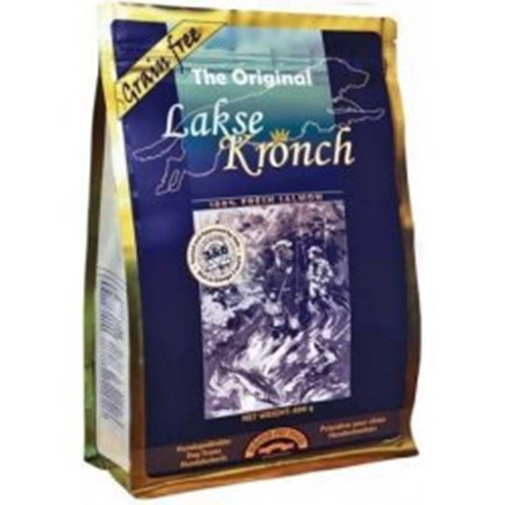Kronch KRONCH pochoutka Treat s lososovým olejem 100% 600g