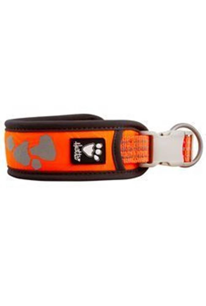 Hurtta Obojok Hurtta Weekend Warrior neon oranžový 55-65cm