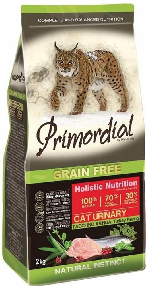 Primordial Primordial GF Cat Urinary Turkey Herring 2kg