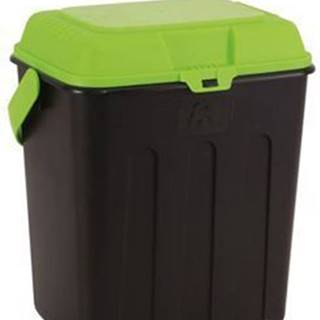 MAELSON Box na granule čierna / zelená 3,5kg