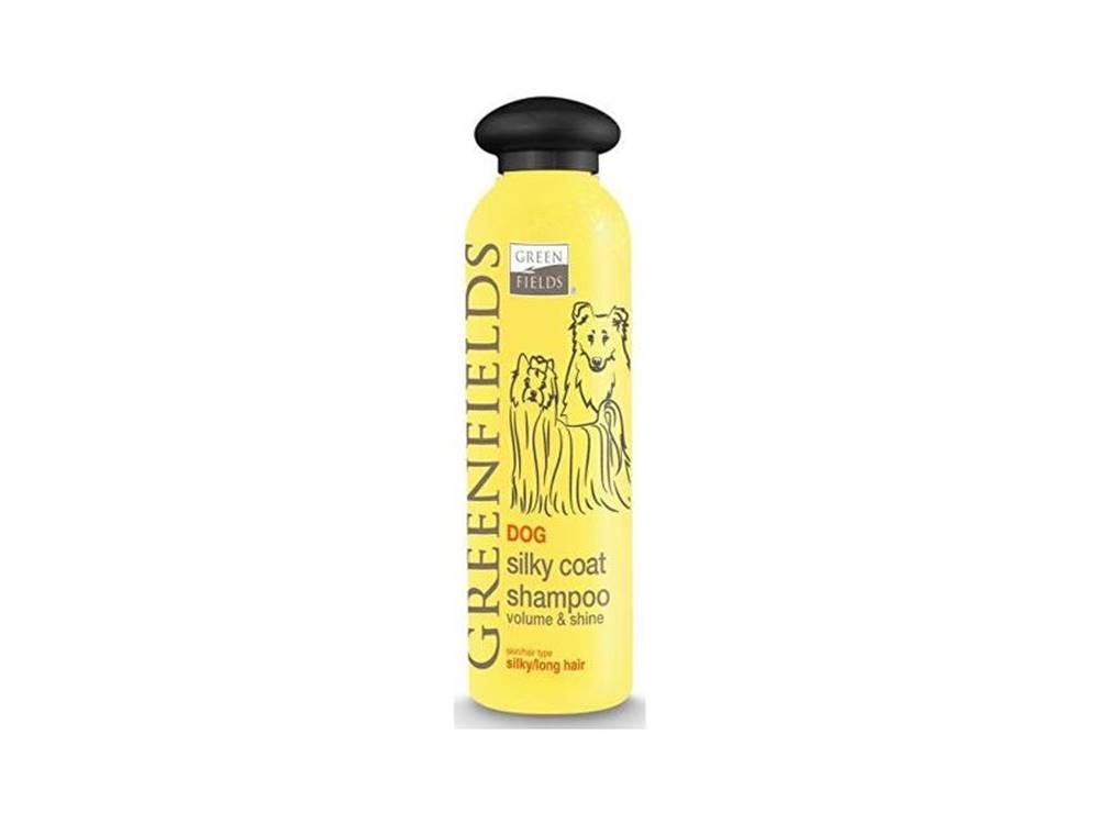 Greenfields Greenfields šampon silky coat  pes 250ml