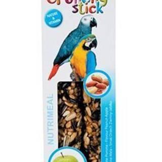 Crunchy Stick Parrot Arašidy / Jablko 2ks Zolux