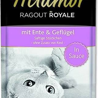 Miamor Cat Ragout kapsa kachna+drůbež ve šťávě 100g