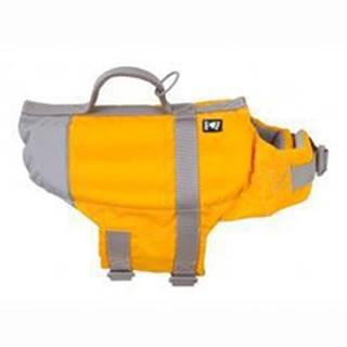 Vesta plavací Hurtta Life Savior 40-80kg oranžová
