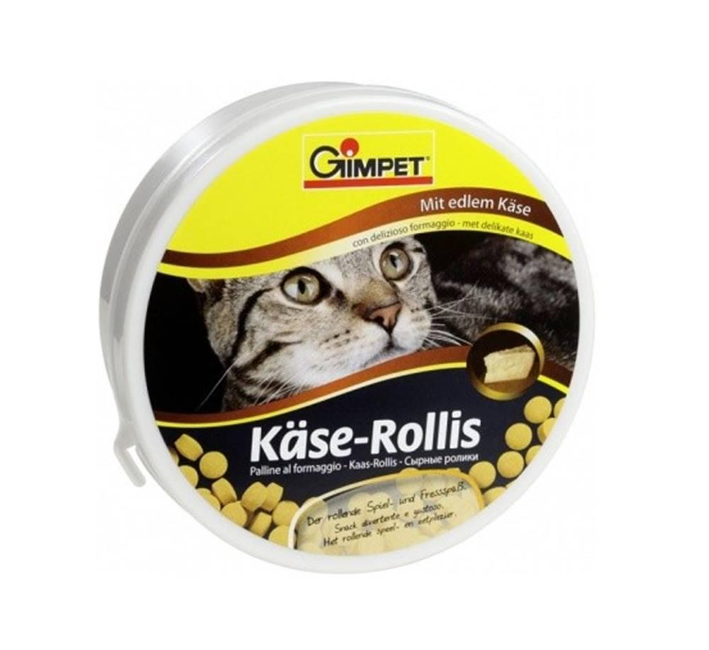 Gimborn Gimpet kočka Kuličky sýrové Kase-Rollis 400ks
