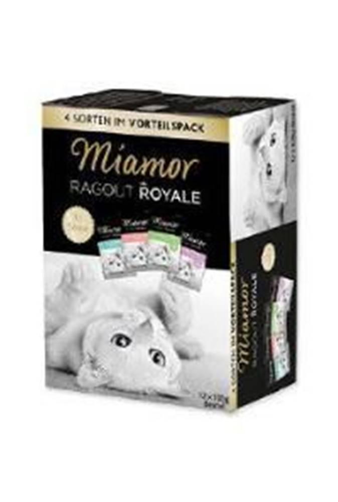 Miamor Miamor Cat Ragout Multipack ve šťávě 4x3x100g