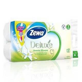 Wc toaletní papír ZEWA Deluxe Aqua Tube Jasmine 3V 8ks