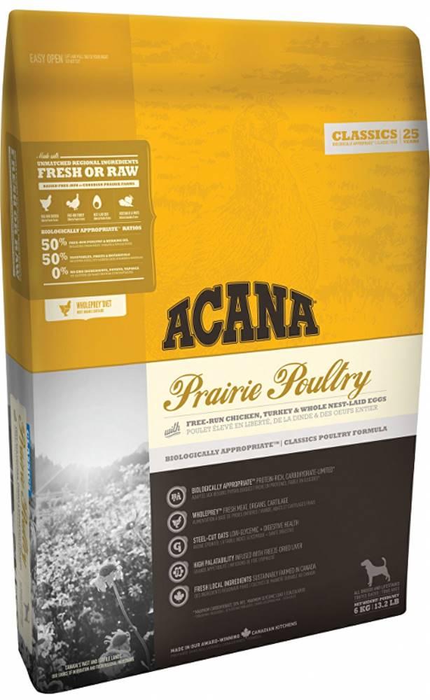Acana Acana Dog Prairie Poultry 17 kg