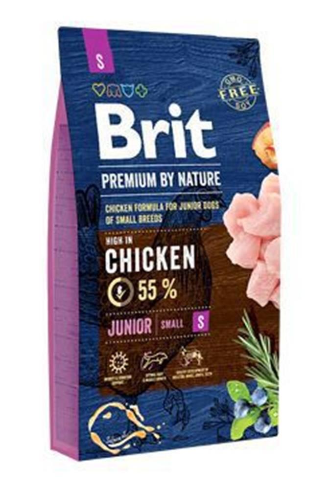Brit Brit Premium Dog by Nature Junior S 8kg