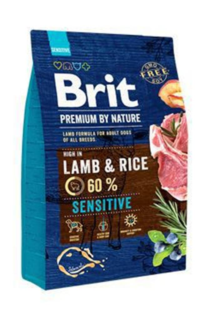 Brit Brit Premium Dog by Nature Sensitive Lamb 3kg