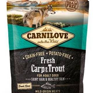 Carnilove Dog Fresh Carp & Trout for Adult 1.5kg