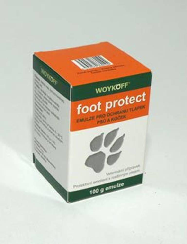 Ostatní Foot protect ochranná emulzia na labky 100g