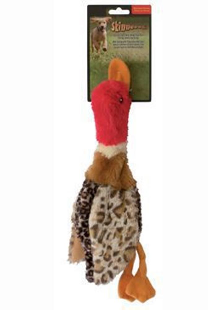 Skinneeez Hračka pes Kachna pískací 35cm Skinneeez