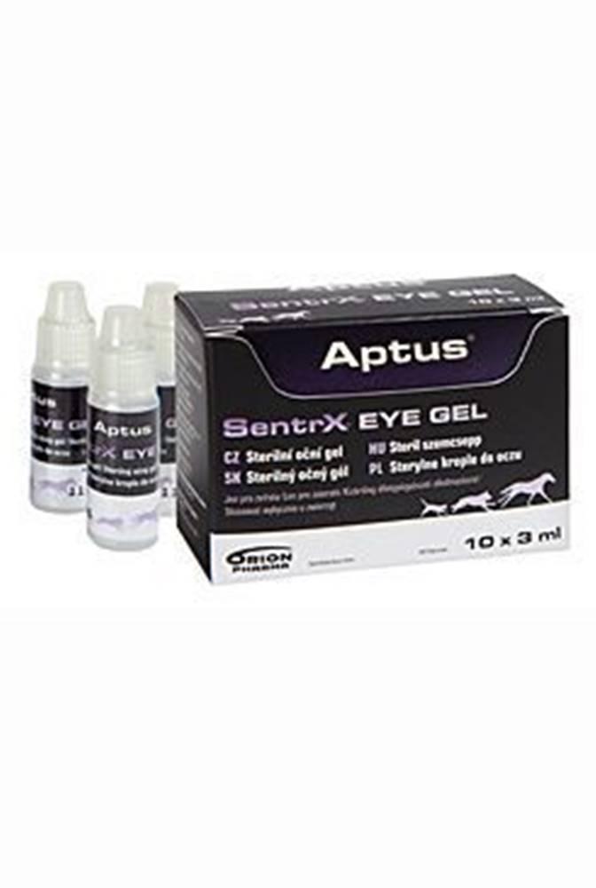 Orion Aptus Sentrx Vet Eye Gel 10x3ml