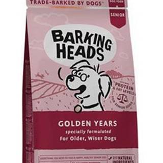 BARKING HEADS Golden Years NEW 2kg