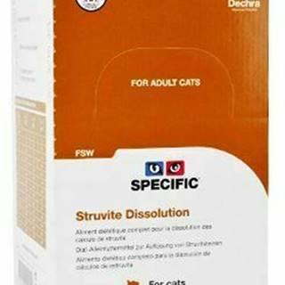 Specific FSW Struvite Dissolution 7x100gr konz. mačka