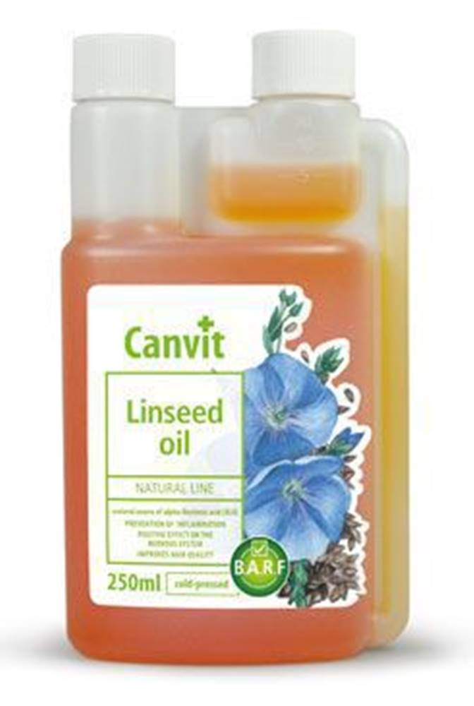 Canvit Canvit Linseed oil 250ml