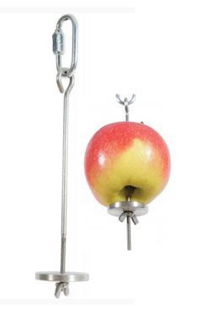 Zolux Držák na ovoce pro ptáky do klece kovový L 22cm Zolux
