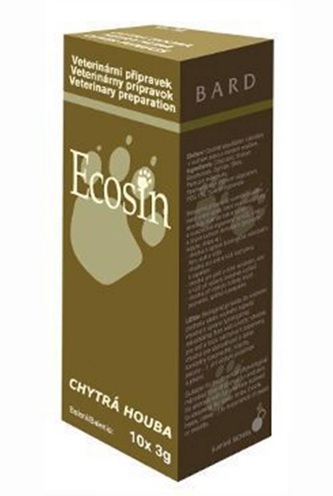 Ecosin Ecosin múdra huba pre zvieratá 10x3g