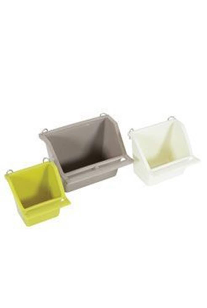 Zolux Krmítko pro ptáky do klece ARABESQUE plast S Zolux