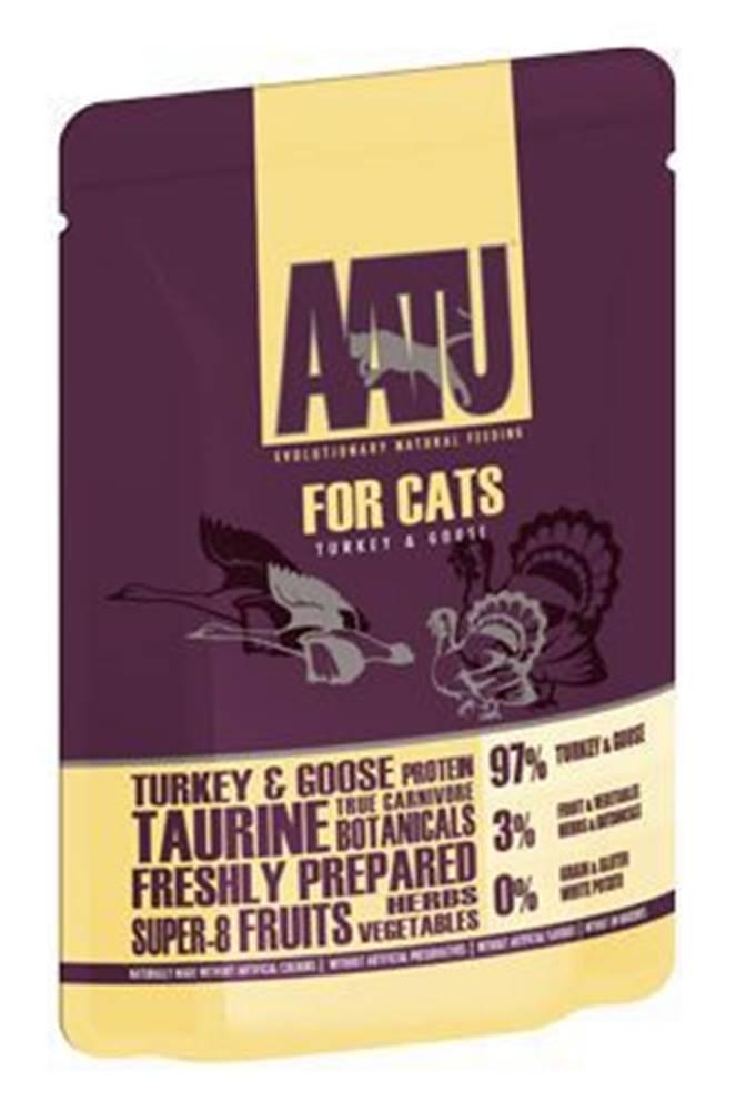AATU AATU Cat Turkey n Goose kaps. 85g
