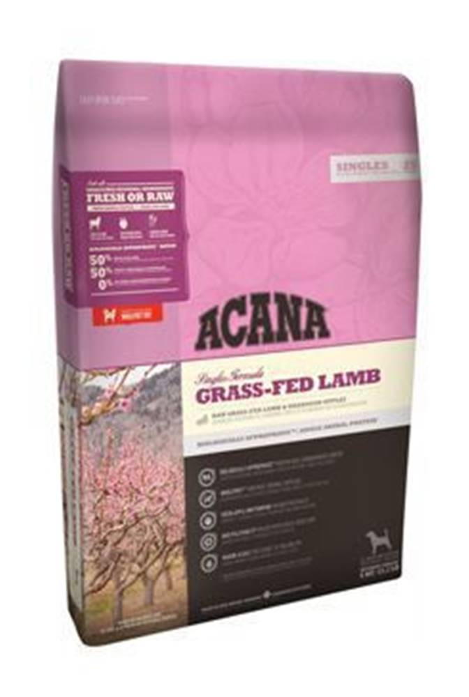 Acana Acana Dog Grass-Fed Lamb  Singles 17kg
