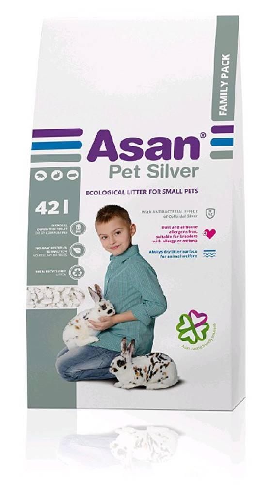 Tommi ASAN Pet Silver 42l