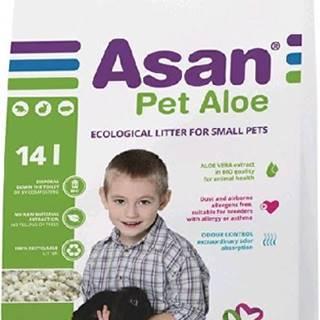 ASAN Pet Aloe Podestýlka 45l