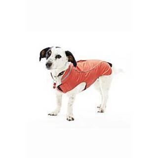 Obleček Raincoat Jahodová 53cm XL KRUUSE