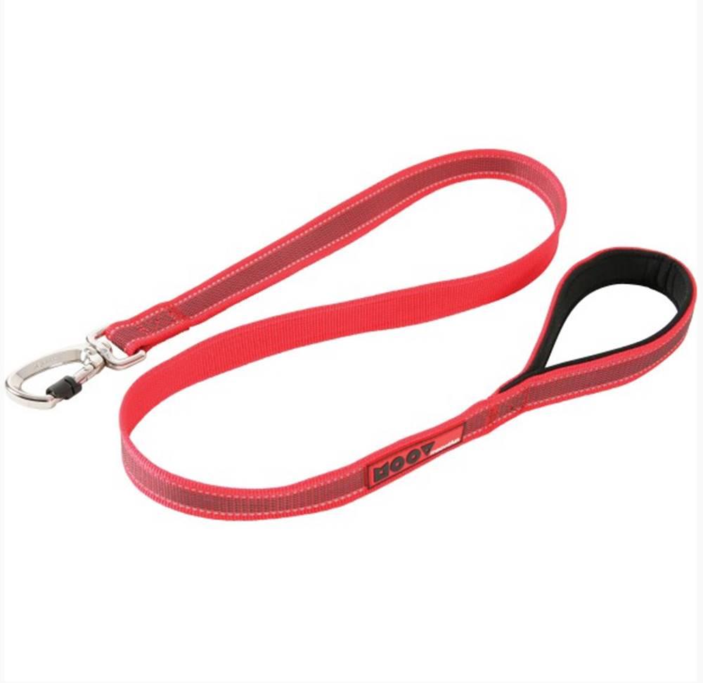 Zolux Vodítko pes MOOV červená 15mm 1,2m Zolux