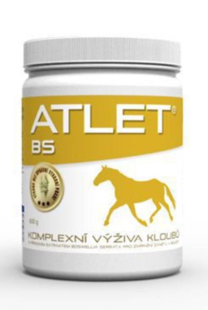 Bioveta Atlet BS pro koně 600g