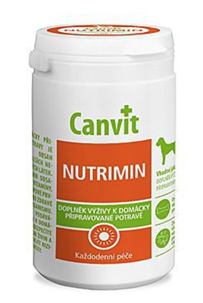 Canvit s.r.o. NEW Canvit Nutrimin pro psy 230g new