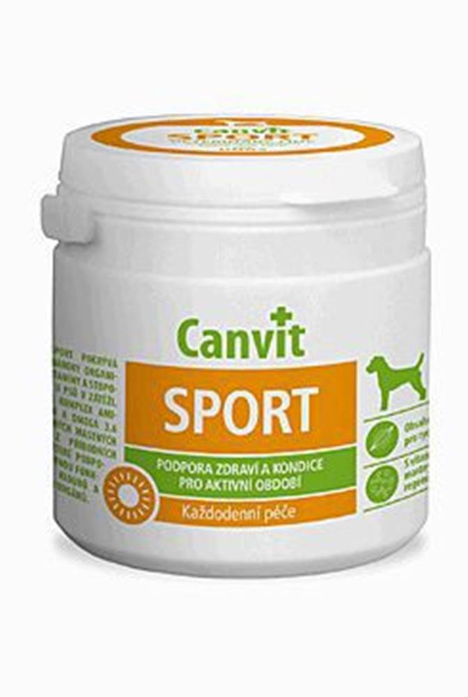 Canvit s.r.o. NEW Canvit Sport pro psy 100g new