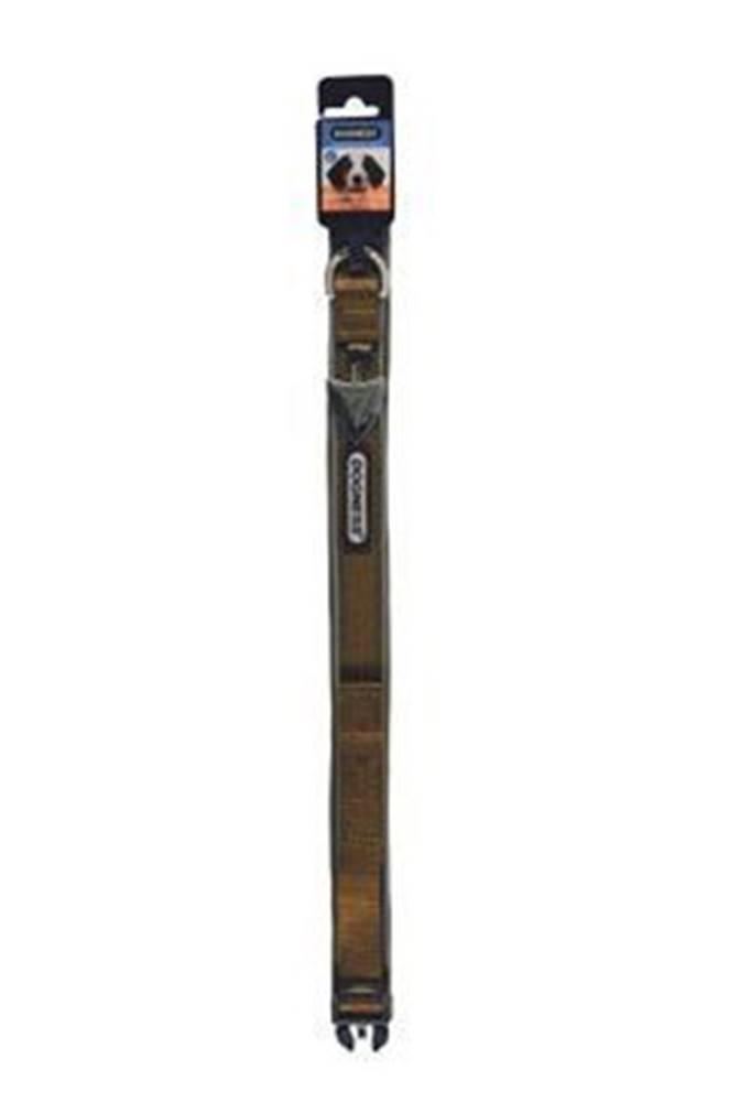 IMAC Obojok IMAC nylon hnedý 23-29 / 1,3 cm