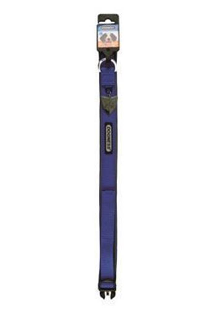 IMAC Obojok IMAC nylon modrý 45-56 / 2,5 cm