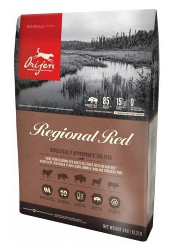 Orijen Orijen Dog Regional Red 6kg