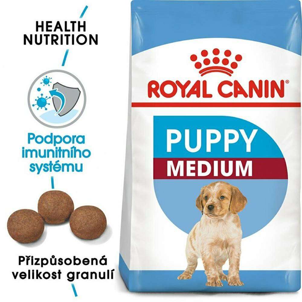 Royal Canin Royal canin Kom. Medium Puppy  1kg