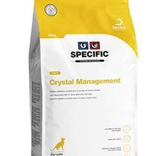 Specific FCD Crystal Management 400g kočka