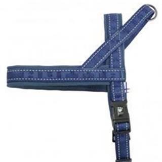 Postroj Hurtta Casual modrý 70cm