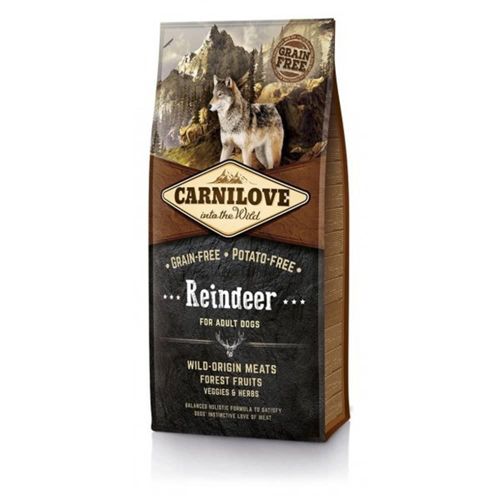 Carnilove Dog Reindeer for ...