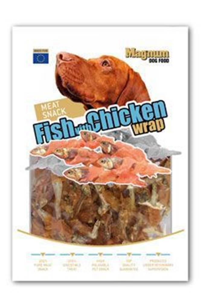 Magnum Magnum Fish with Chicken Wrap 80g