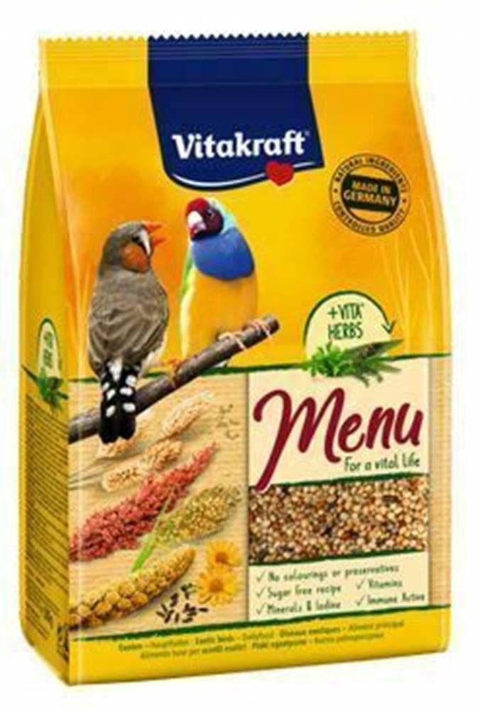 Vitakraft Bird krm. Menu ex...