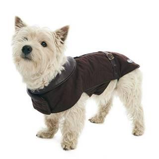 Obleček City jacket Čokoládová 40cm M BUSTER