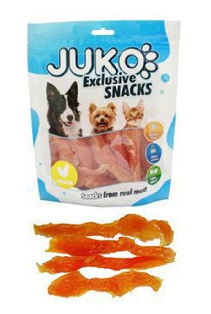 Juko Juko excl. Smarty Snack SOFT Chicken Jerky 250g