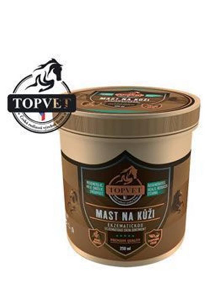 TOPVET Mast na ekzematickou kůži pro koně 500 ml