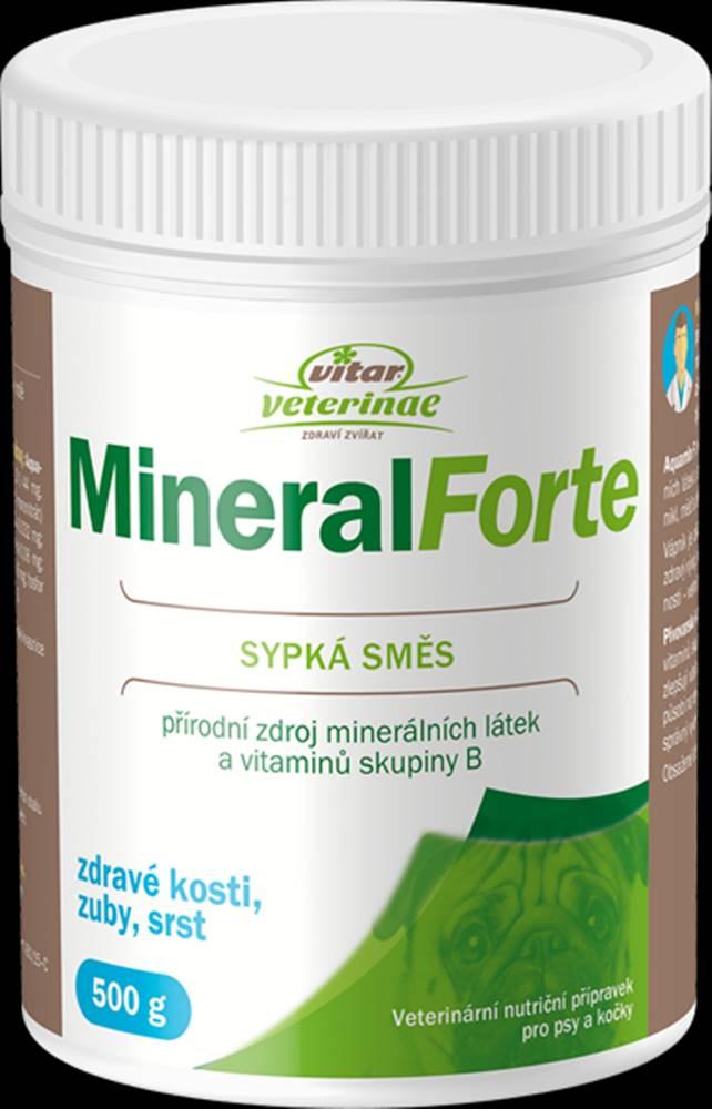Vitar Veteriane VITAR Veterinae Mineral Forte 500g