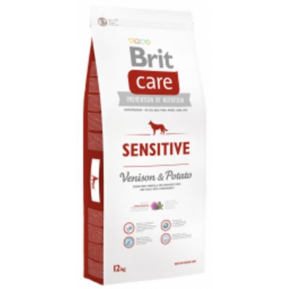 Brit Brit Care Dog Sensitive Venison & Potato 12kg