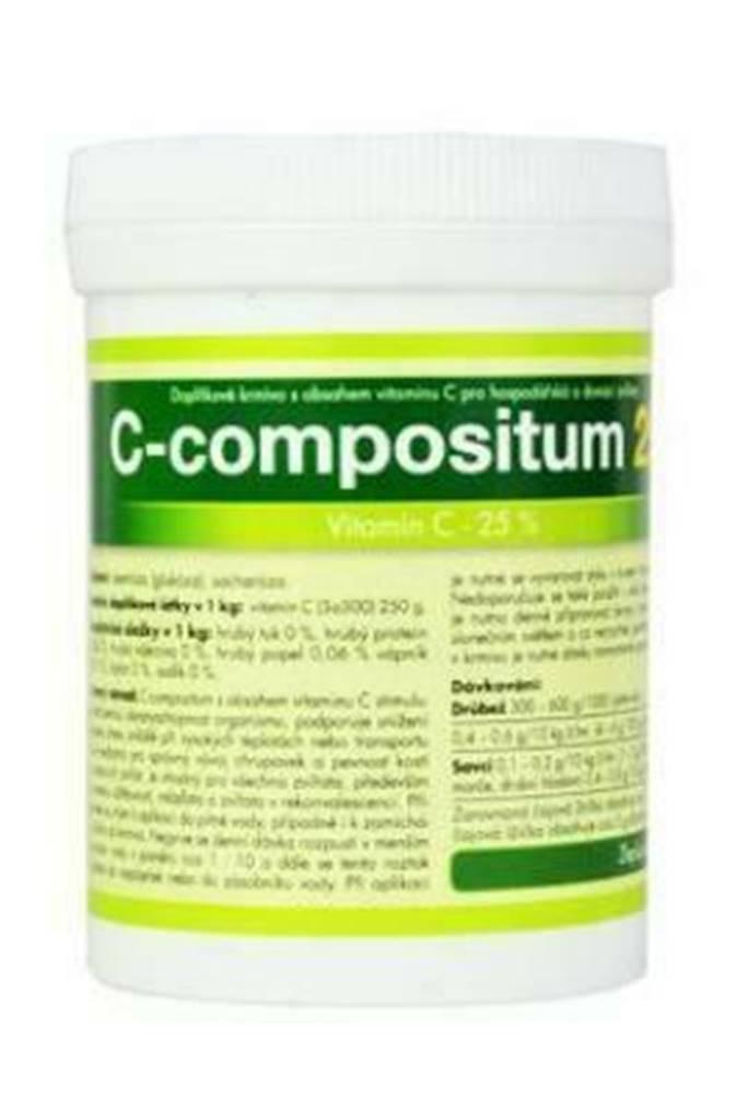Biofaktory C-compositum 25% plv sol 100g